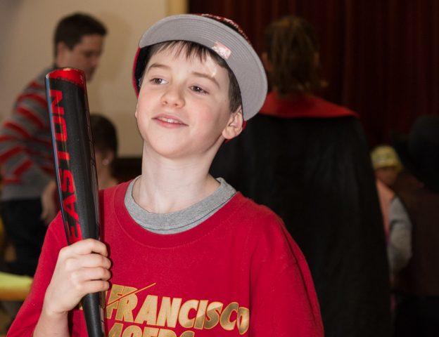 Fotoreportage Kinderfaschingsfest