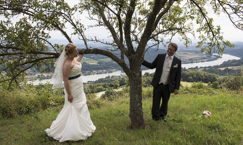 Hochzeit in Maria Taferl